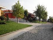 BB Casa Lina ingresso parcheggio