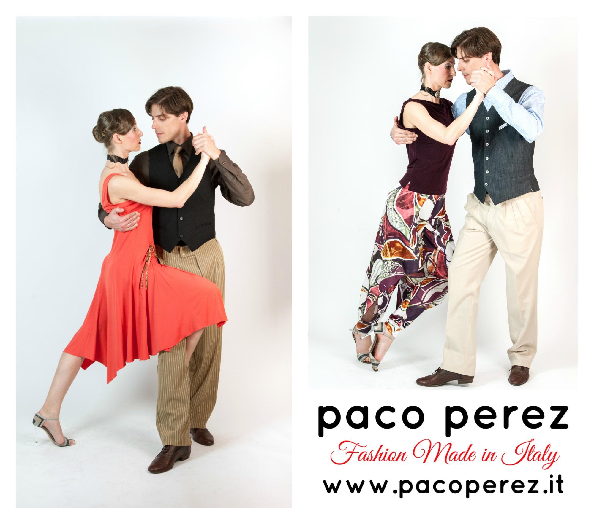 Padova Tango Festival e Moda   Gran Milonga con Solo Tango Orquesta e le  proposte fashion per il ballo Paco Perez per un evento unico. 46954b08d0d