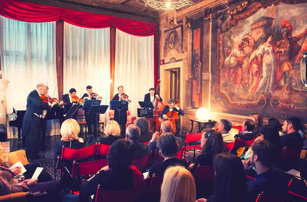 Venice Music Gourmet - Musica a palazzo con la grande musica