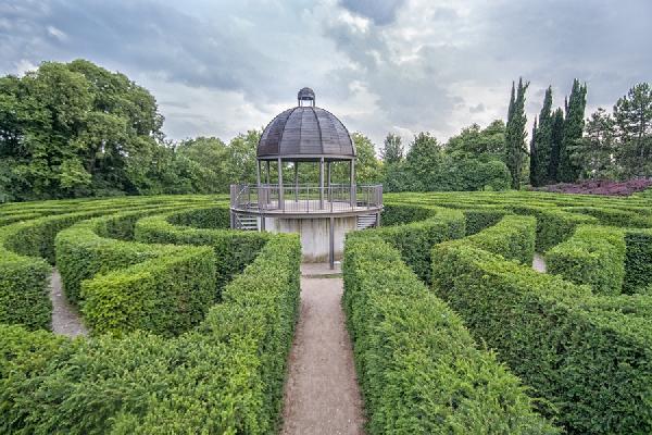 Il parco giardino sigurta verona for 5 000 piani di casa quadrati
