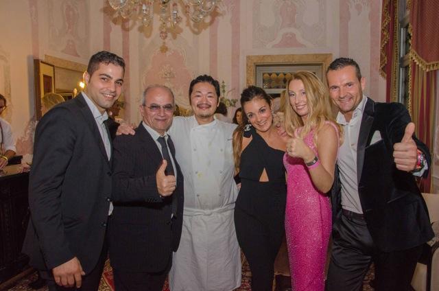 I Salotti Del Gusto.Successo Per Prima Classe Chef Experience I Laboratori Culinari